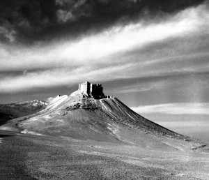 крепость на холме