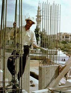 Дамаск. Строятся новые жилые кварталы