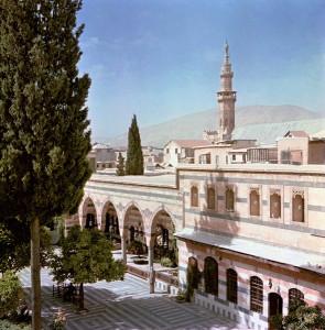 Мечеть Омаядов