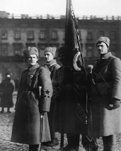 Выпускники Курсов командиров Красной Армии, 1919.