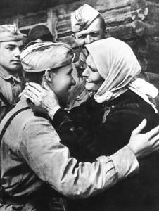 Спасибо, сынок. Смоленщина,1943г