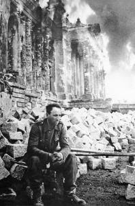 Конец войне. Берлин, 1945г