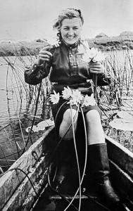 Зенитчица Лена, весна 1945 года