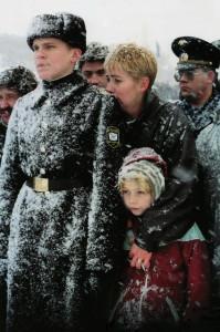 """Прощание с экипажем АПЛ """"Курск"""""""