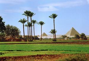 В стране пирамид