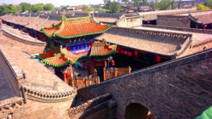 DSC_0965 Китай Пиньяо Стена 3