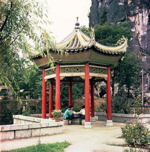 Untitled (19) Китай беседка