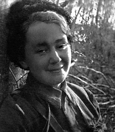 Боде́ Наталья Федоровна - военный фотокорреспондент